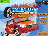 Игра Чемпионат мира по ралли