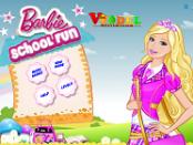 Игра Школа Барби