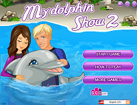 Игра Шоу с дельфином 2