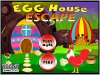 Игра Яичный дом