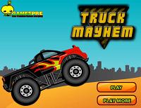 игра грузовик