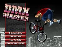 Игра BMX Master