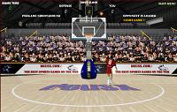 Игра Basketball challenge