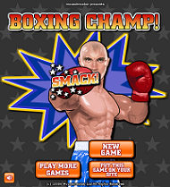 Игра Boxing Champ
