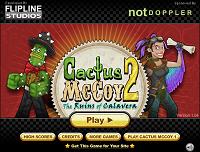 Игра Cactus McCoy 2