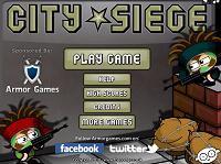 Игра City Siege