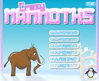 Игра Crazy mammoths