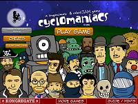Игра Cyclo Maniacs