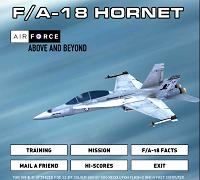 Игра F-18