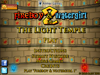 Игра Fireboy & Watergirl