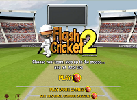 Игра Flash Cricket 2