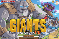 Игра Giants and Dwarves