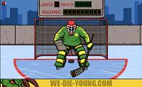 Игра Hockey - Suburban Goalie
