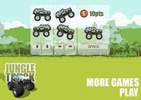 Игра Jungle Truck