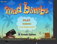 Игра Mad Bombs