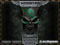 Игра Monster Invasion
