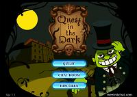 Игра Quest in the dark