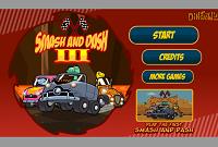 Игра Smash and Dash 3 The Magma Chambers