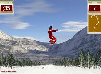 Игра Snowboarding DX
