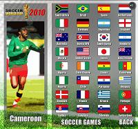 Игра Soccer World Cup 2010