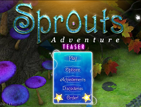 Игра Sprouts Adventure Teaser