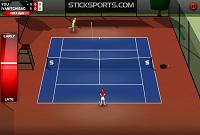 Игра Stick Tennis