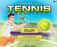Игра Tennis Champions