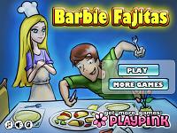 Игра barbie fajitas