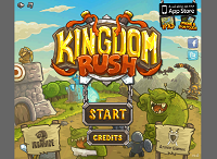Игра kingdom rush