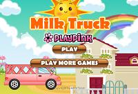 Игра milk truck