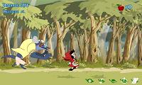 игра Красная шапочка и серый волка