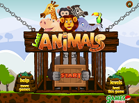 игра Lost Animals