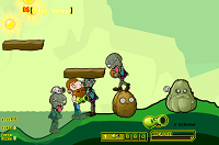 игра Борьба с зомби