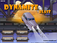 игра Взрыв Динамита