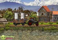 игра Испытание на тракторе