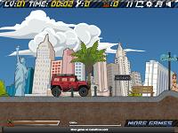 игра Лас-Вегасе Hummer