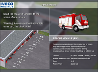 игра Пожарные машины Iveco