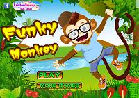 игра Забавная обезьянка