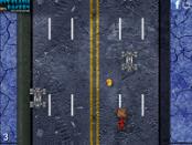 игра Лунные гонки (Moon Racer)