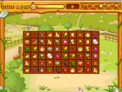 игра Маджонг на ферме