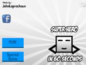 игра Супергерой за 60 секунд