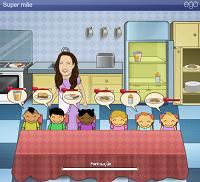 игра Babysitter Angelina