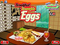 игра Breakfast Scramble Eggs