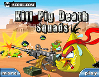 игра Kill Bad Piggies Death Squads Squads