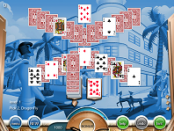 игра Miami Solitaire