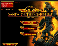 игра Sands of the Coliseum