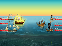 игра Адмирал на Карибах (Caribbean Admiral)