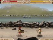 игра Ахиллес II -. Происхождение Легенда