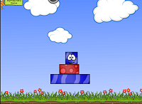 игра Голубая Коробочка 2 (BlueBlox 2)