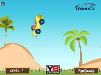 игра Даша следопыт на острове